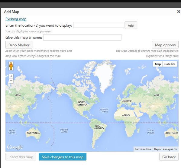 Google Maps on