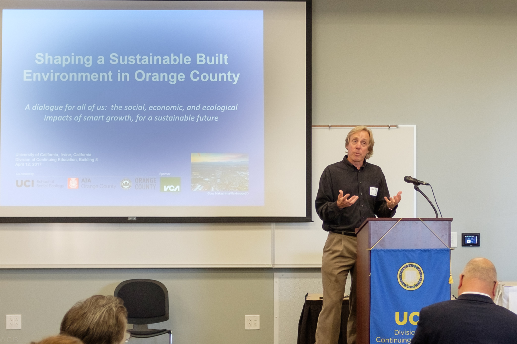 Shaping a Sustainable Built Environment in Orange County