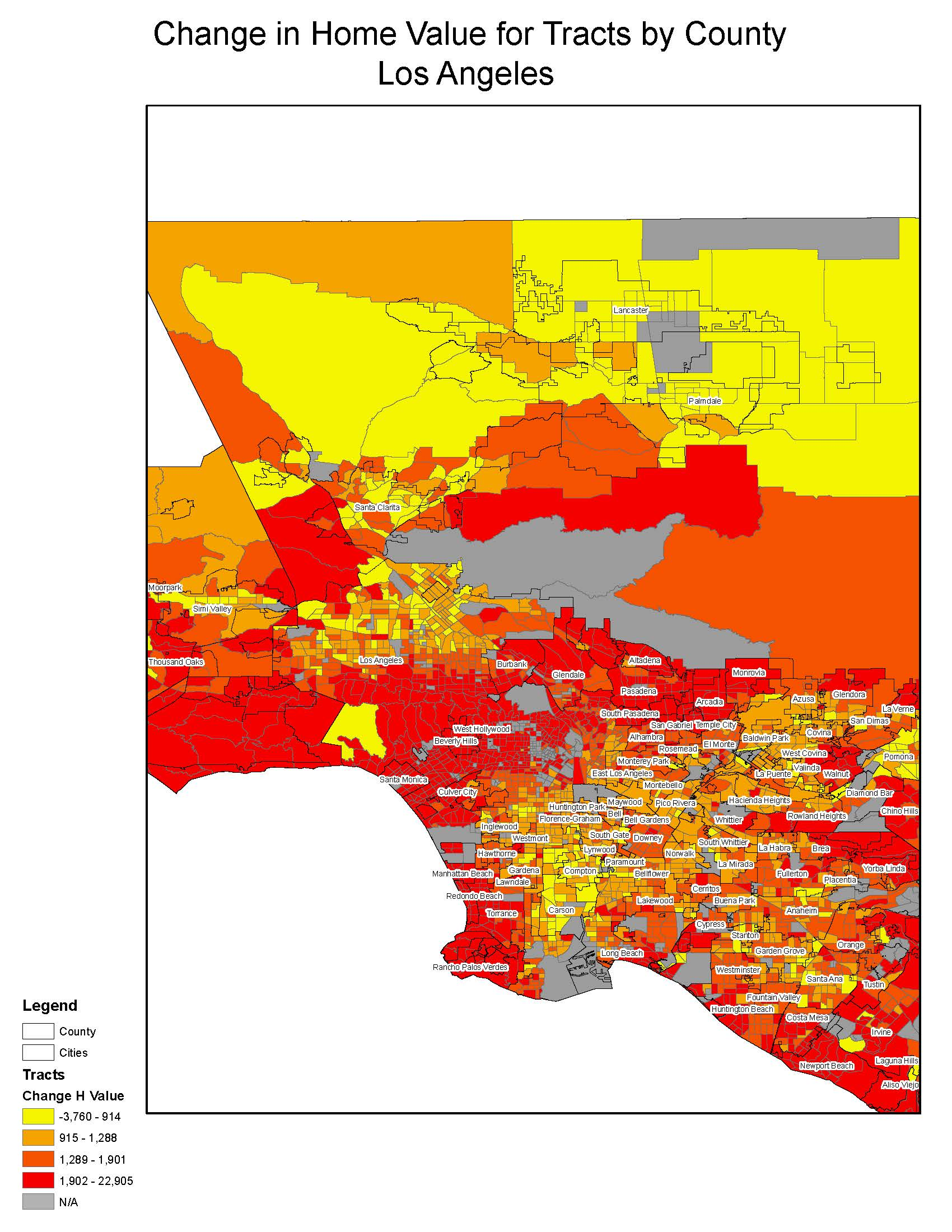 MFI Quarterly Report: Inequality and Segregation in Southern California