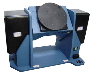 2102 Series Two-Axis Position and Rate Table System