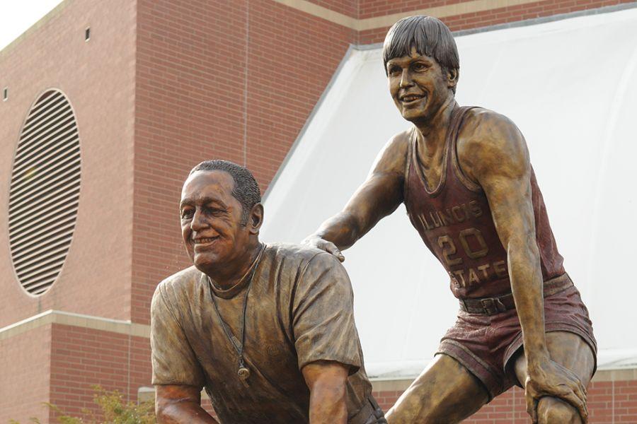 Collins Robinson statue