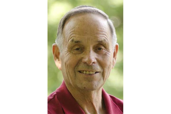 Agriculture Professor Emeritus Clarence Moore