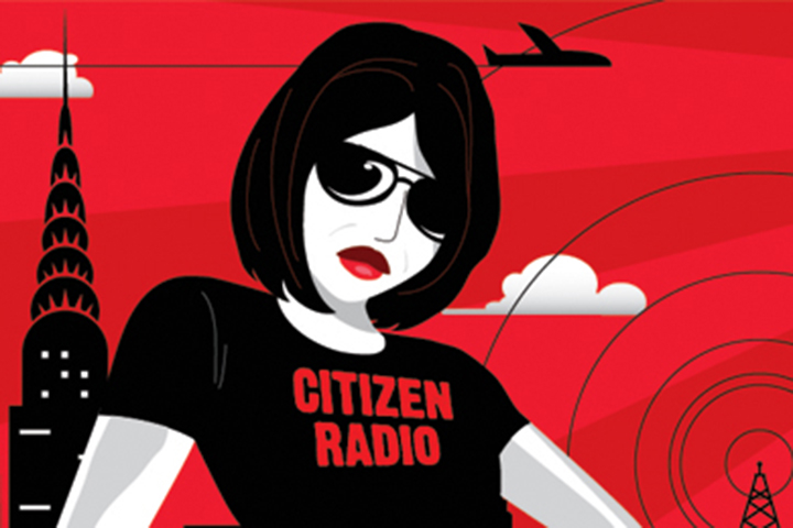 Citizen Radio illustration