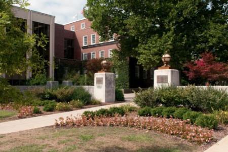 image of Illinois State University Fell Gate