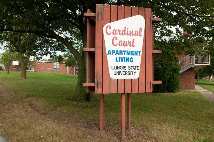 Old Cardinal Court complex