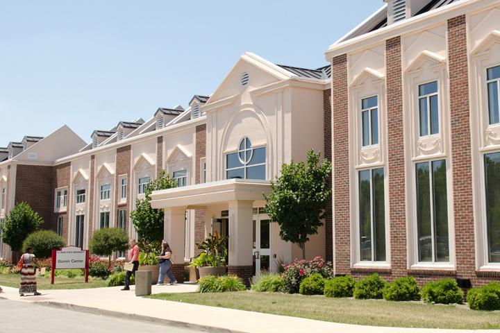 The Alumni Center at Illinois State