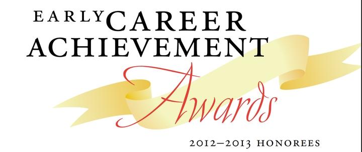 Early Career Achievement Award logo