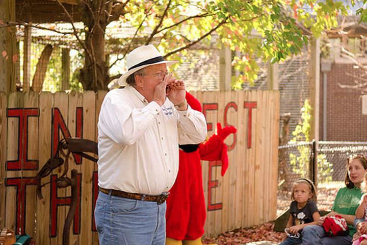 Reggie Day at Miller Park Zoo