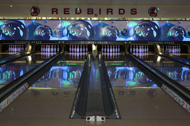 Bowling and Billiards Center