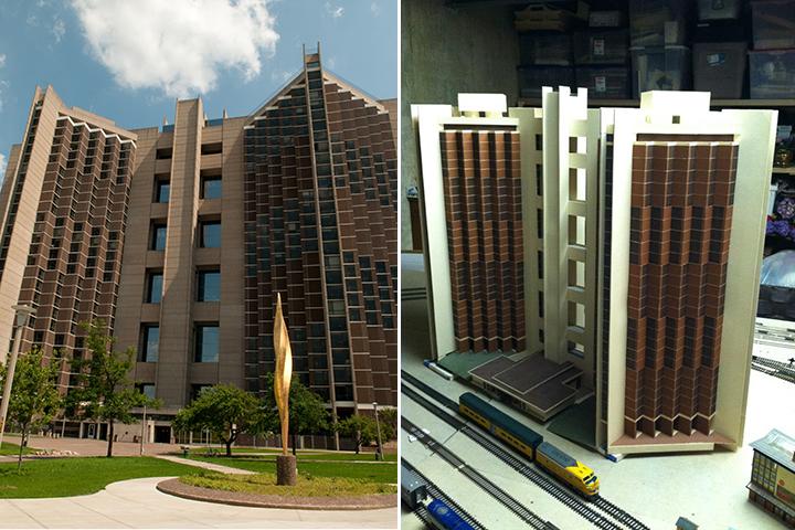 Watterson Towers model
