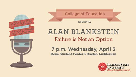 Alan Blankstein presentation promotion