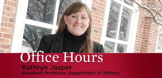 Office Hours featuring Kathryn Jasper