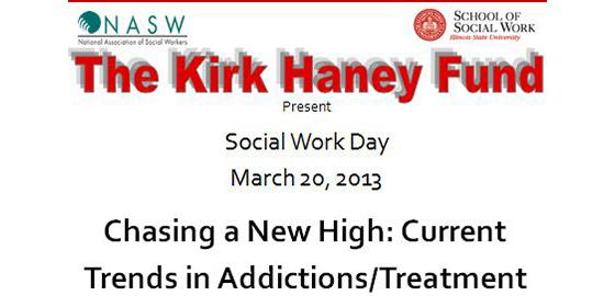Social Work Day logo
