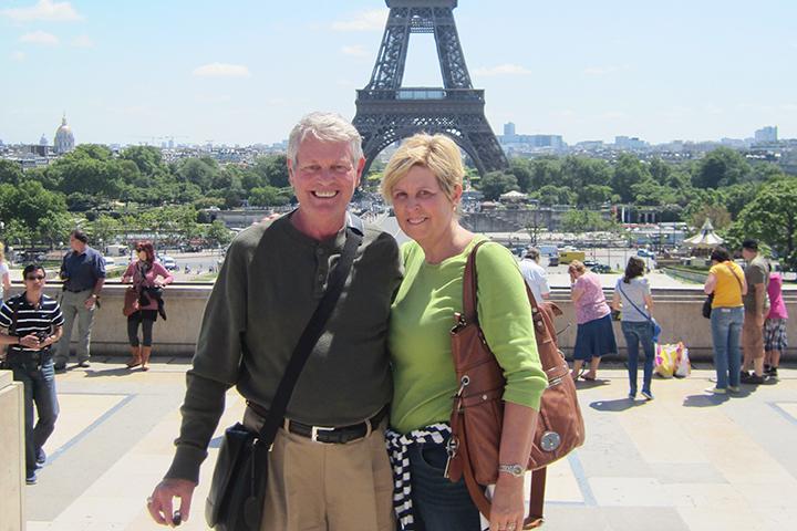 Beth and Keith Benson