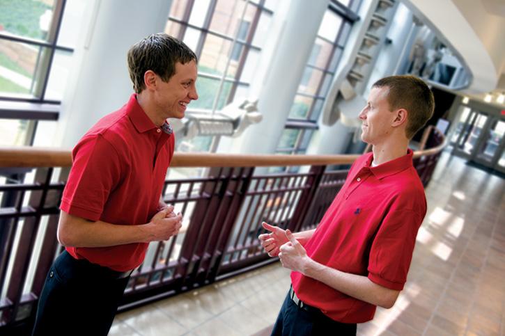 Illinois State University Scholarship recipient: Doug Johnson
