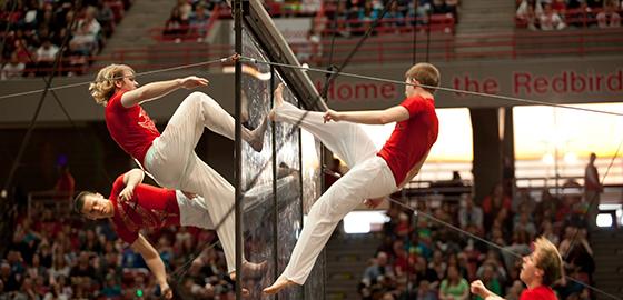 Gamma Phi Circus 2012