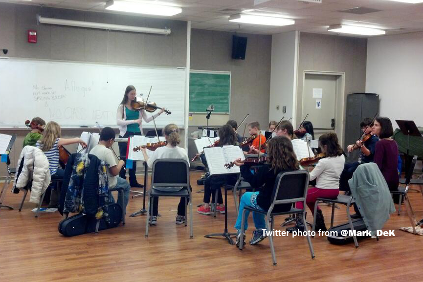 Illinois State's String Project