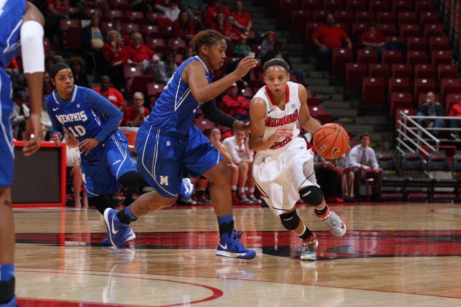 Redbird women's basketball 2012-13