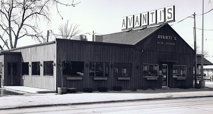 original Avanti's Normal location