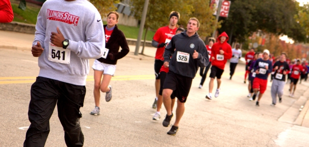 Illinois State Homecoming - Town and Gown 5K