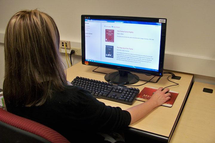 Mennonite College of Nursing digital repository