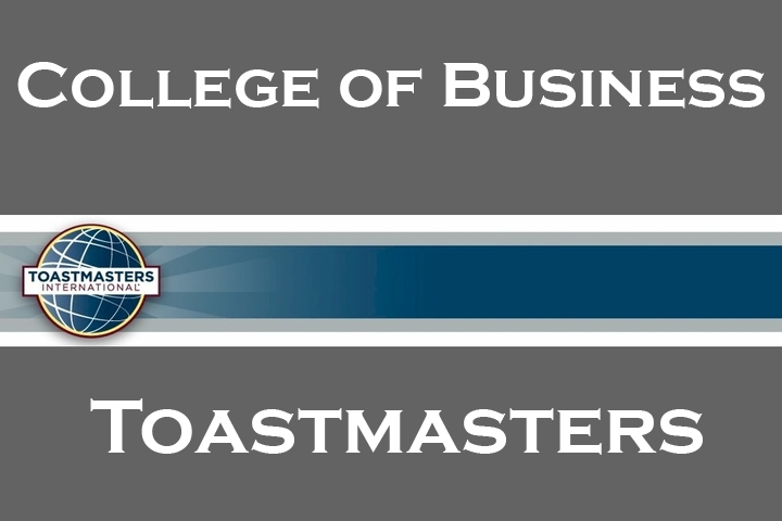 Toastmasters: Featured RSO