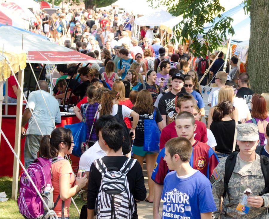 photo of Festival ISU
