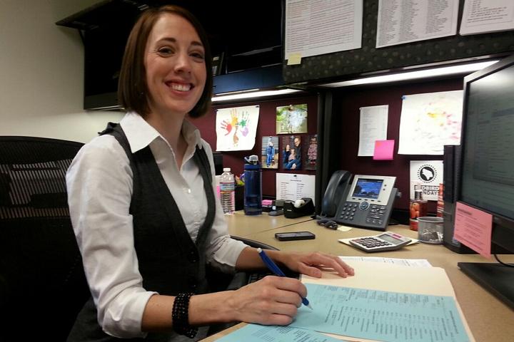 Ginny Smith - Academic Advisor