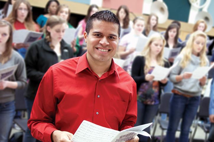 Illinois State University Scholarship recipient: Scott Guerrero