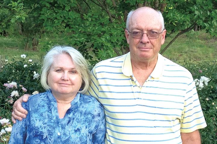 Rodger and Carol Anita Tarr