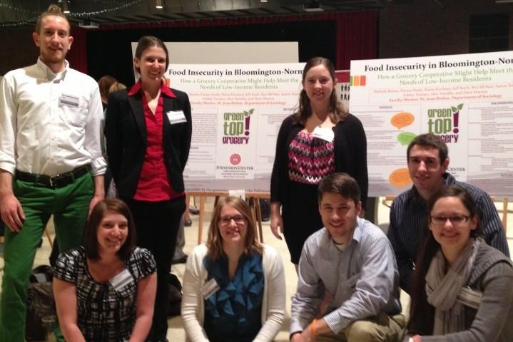 2013 Resarch Symposium Food Insecurity