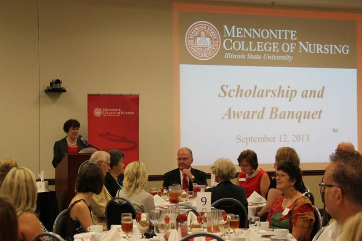2013 MCN Scholarship Banquet