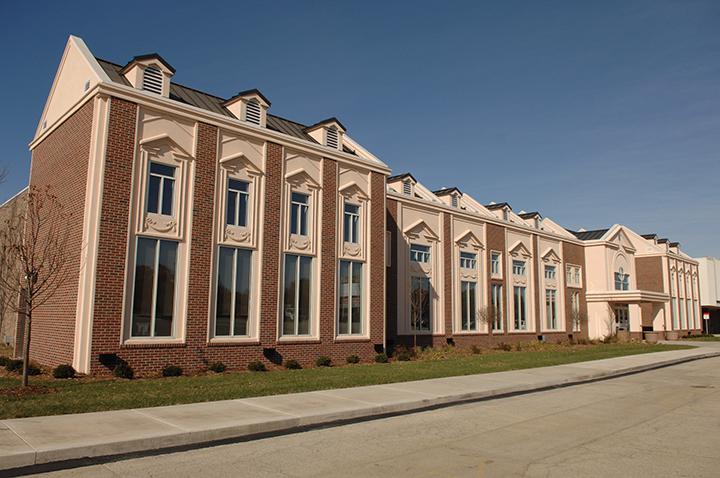 Alumni Center exterior