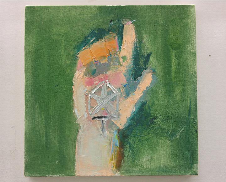 Hand by Krista Profitt