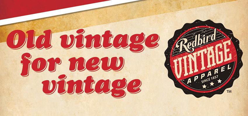 Old Vintage for New Vintage contest logo