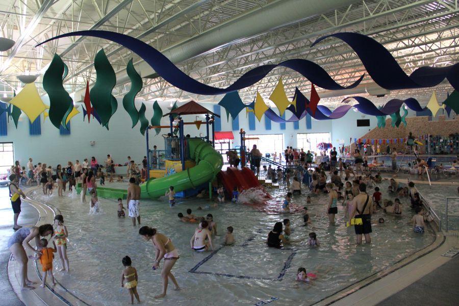 Waterworks Indoor Pool Party