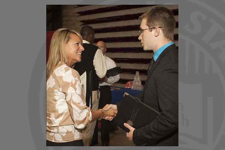 career center networking