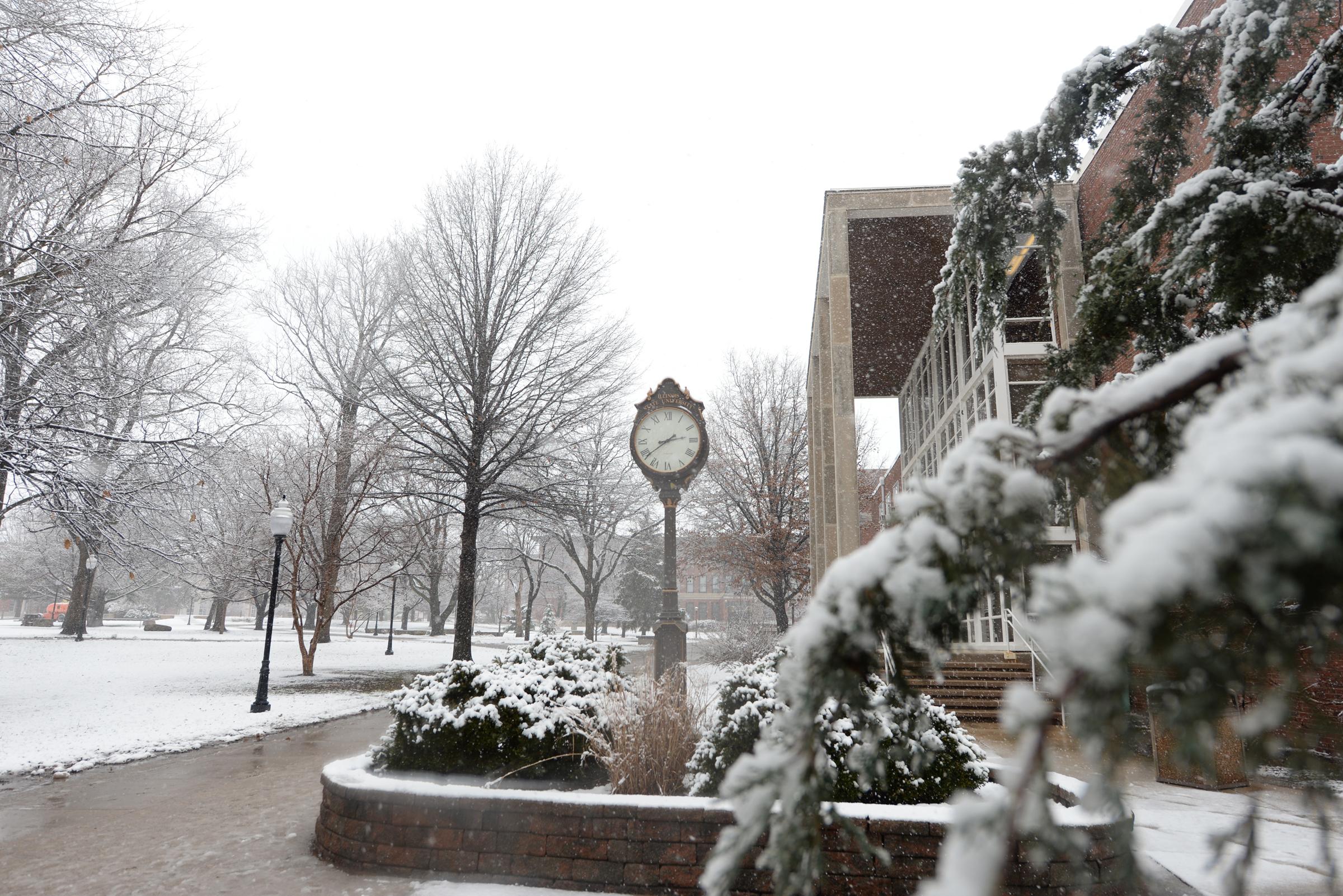 Snow campus 2016