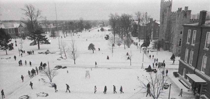 Snow Quad in 1969