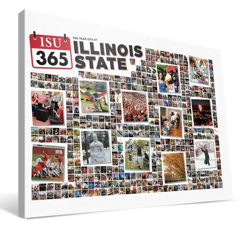 Paulson Designs ISU 365 print