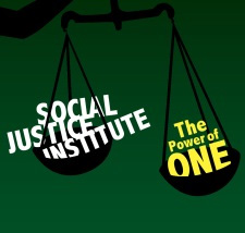 logo for the Power of One conference
