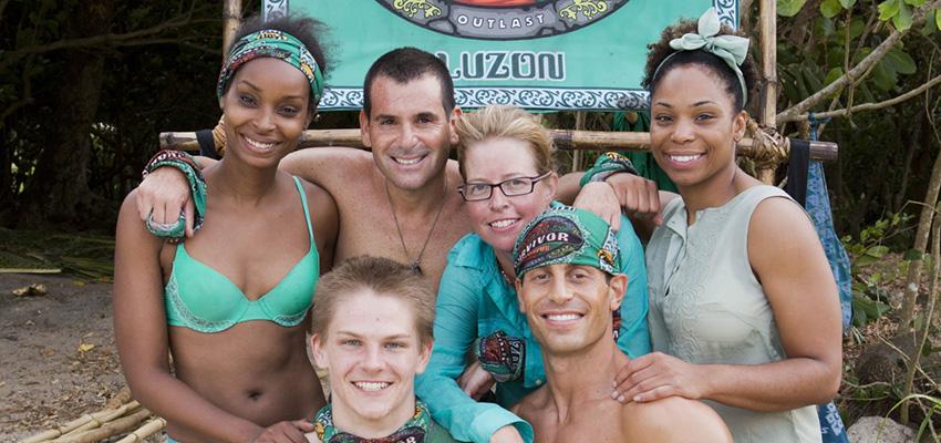 Tasha Fox poses with her tribe