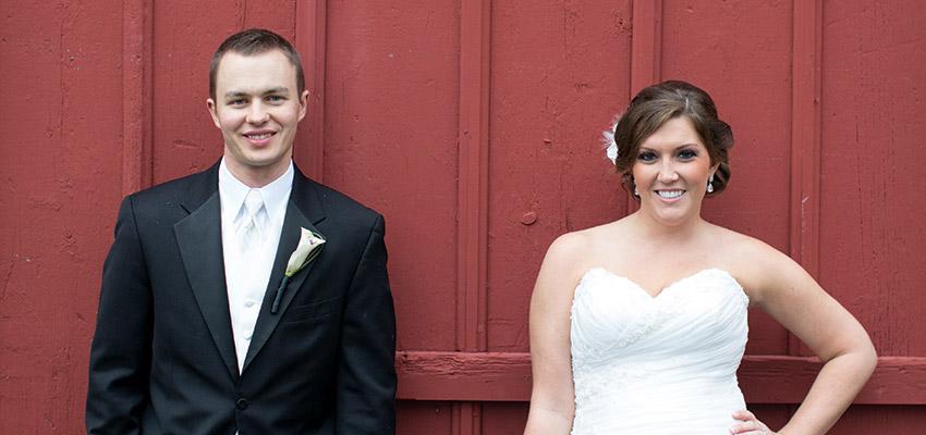 Brad Melzer and Lauren Leggett