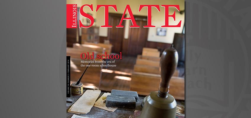 Illinois State magazine Feb 2014