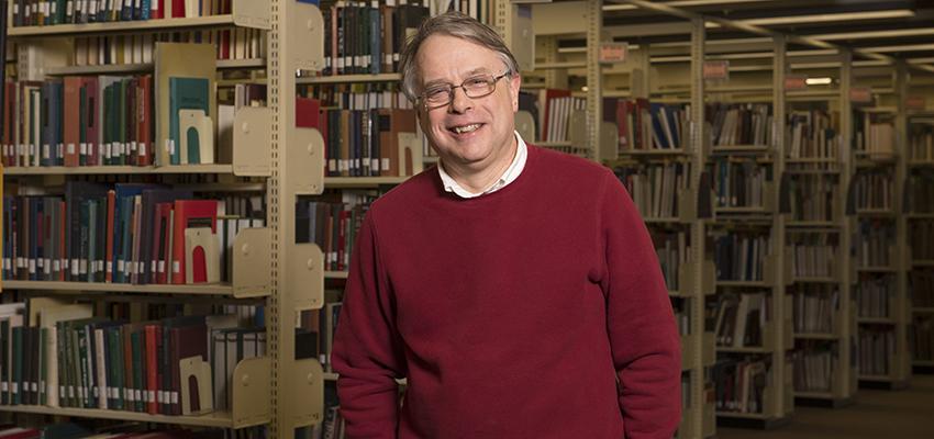 Grapevine Editor Jim Palmer