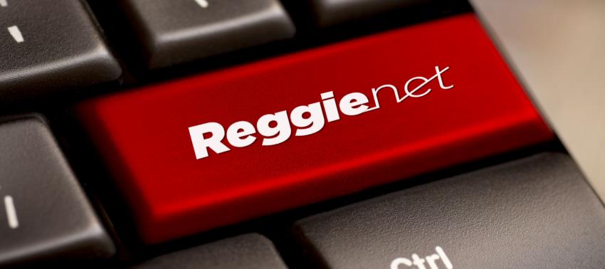 ReggieNet button