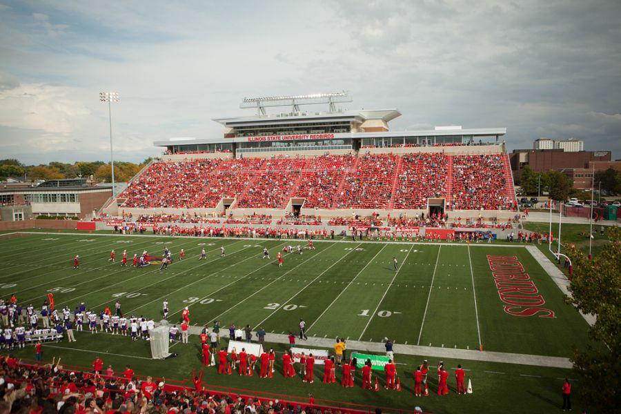Hancock Stadium