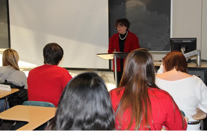 Janet Krejci, Dean of MCN