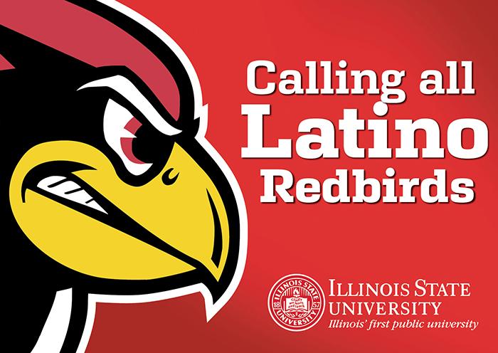 Calling all Latino Redbirds