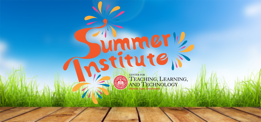 CTLT Summer Institute sign